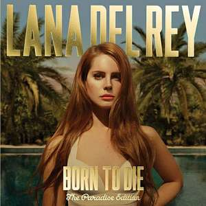 Lana Del Rey - Cd Born To Die (Paradise Edition) | R$30