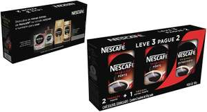 Nescafé Pack Leve 3 Pague 2 | R$8