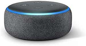 Smart Speaker Amazon Echo Dot 3ª | R$224