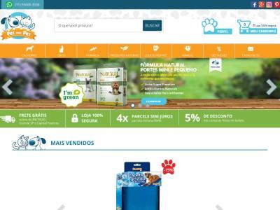 Pet Meu Pet - 5% Off Em Compras Acima De R$50