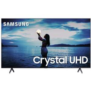 [App] Samsung Smart Tv 58'' Crystal Uhd 58tu7020 | R$2590