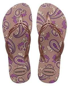 Chinelo Flash Sweet Royal, Havaianas, Feminino