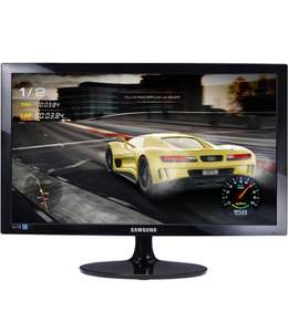 [Ame] Monitor Led 24'' Gamer Samsung Ls24d332hsx/Zd 1920x1080 1ms 75hz | R$739