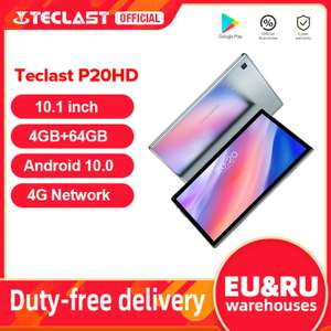 Tablet Teclast P20hd R$699