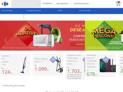 Carrefour - 15% Off Em Som Automotivo
