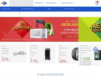 Carrefour - Moto G5 Com 15% De Desconto