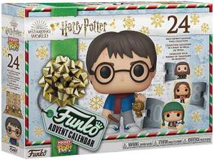 Funko Calendário Do Advento: Harry Potter – 24 Bonecos | R$311