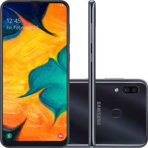 [App] Smartphone Samsung Galaxy A30 64gb Dual Chip Android 9.0 Tela 6.4&Quot; | R$999