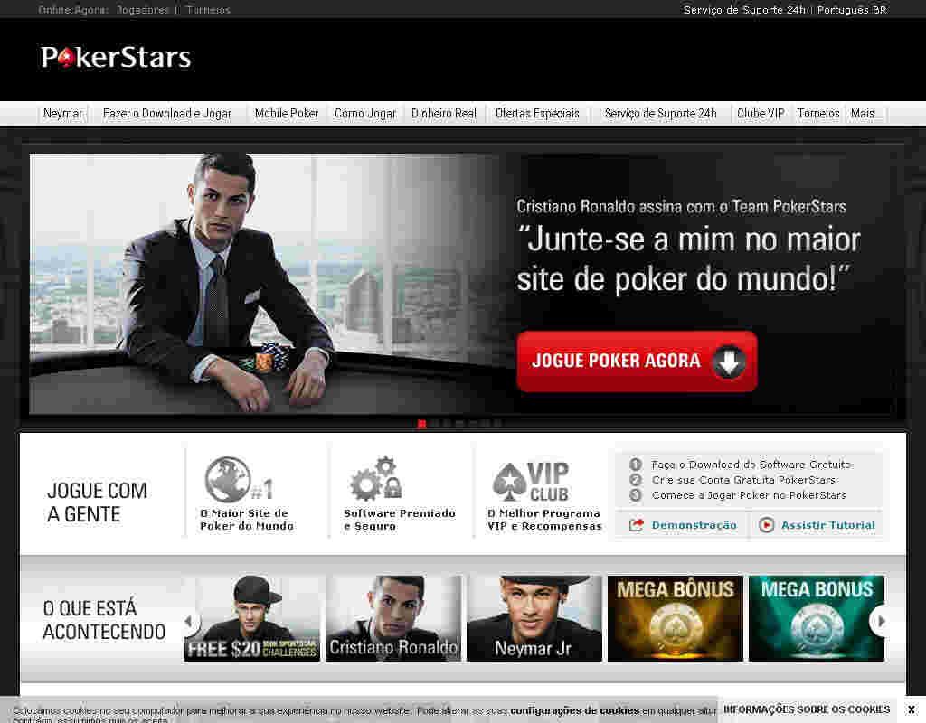 Pokerstars Apostas