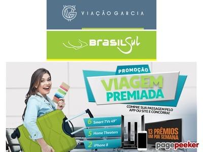Promoção Viação Garcia Viagem Premiada