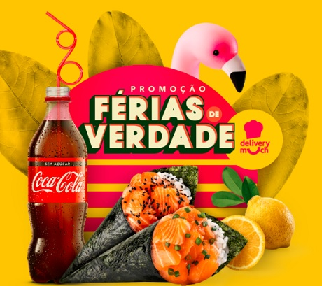 Promoção Delivery Much Te Leva Para Cancun