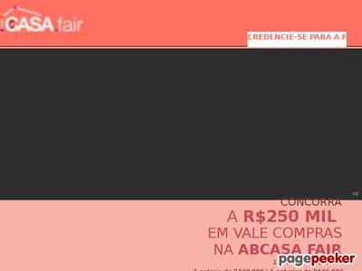 Promoção Abcasa Fair Compre Mais Gaste Menos