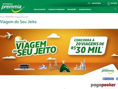 Promoção Petrobras Viagem Do Seu Jeito