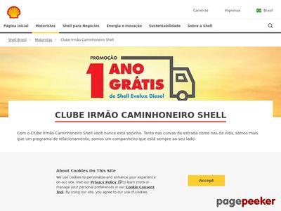 Promoção 1 Ano Grátis De Shell Evolux Diesel