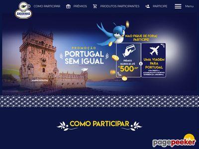 Promoção Andorinha Portugal Sem Igual