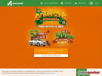 Promoção Aniversário Atacadão O Maior Aniversário Do Brasil