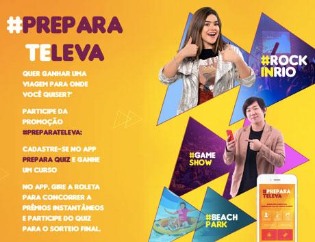 Promoção Prepara Te Leva