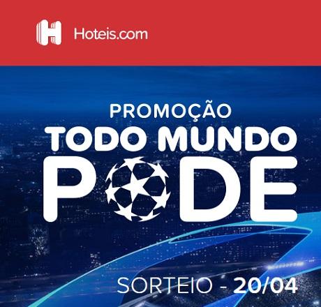 Promoção Todo Mundo Pode Champions League