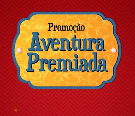 Promoção Panini Aventura Premiada