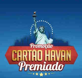 Promoção Havan Cartão Premiado