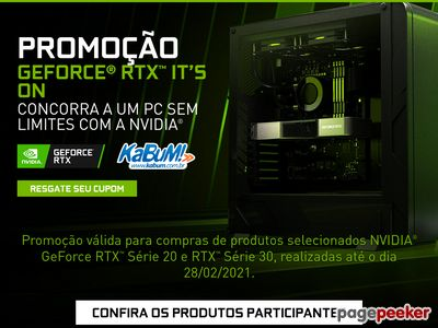 Kabum Geforce Rtxon
