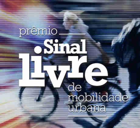 Promoção Prêmio Sinal Livre De Mobilidade Urbana