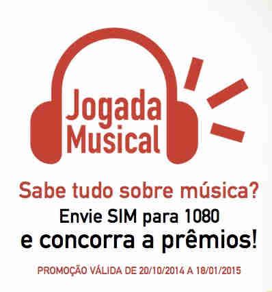 Promoção Claro Jogada Musical