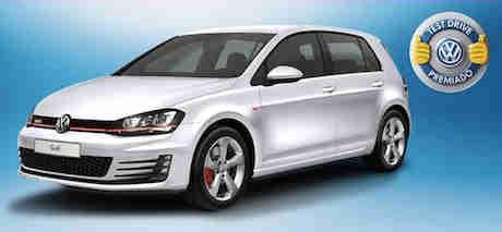 Volkswagen Test Drive Premiado