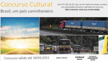 Promoção Sansuy Brasil Um País Caminhoneiro