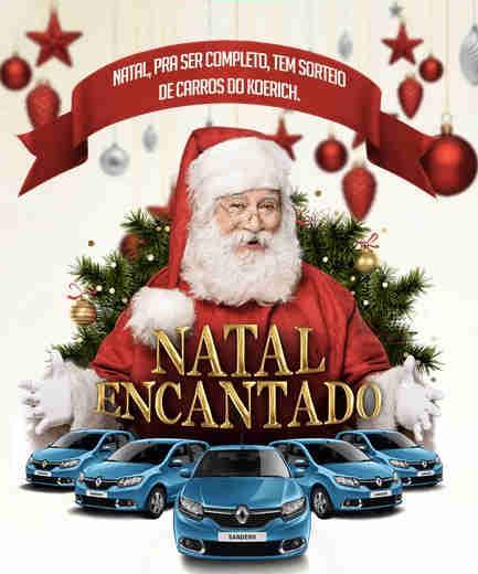 Promoção Natal Encantado Koerich
