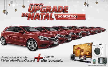 Promoção Upgrade De Natal Pontofrio