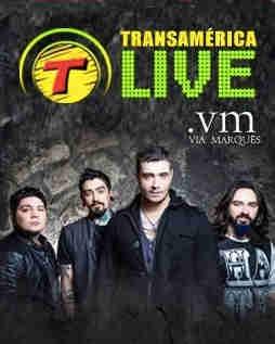 Promoção Transamérica Live Com A Malta