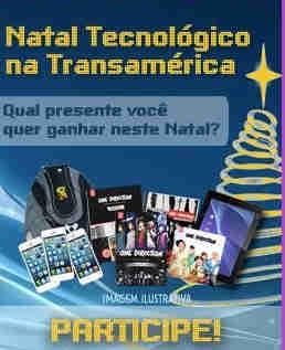 Promoção Natal Tecnológico Na Transamérica