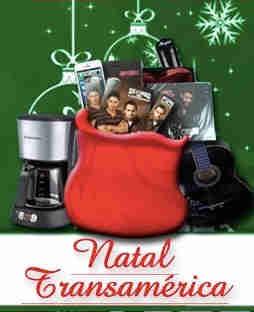 Promoção Natal Transamérica: