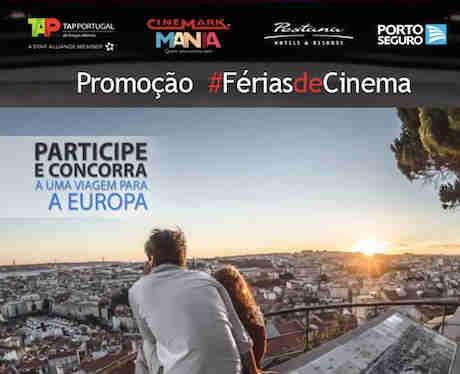Concurso Férias De Cinema