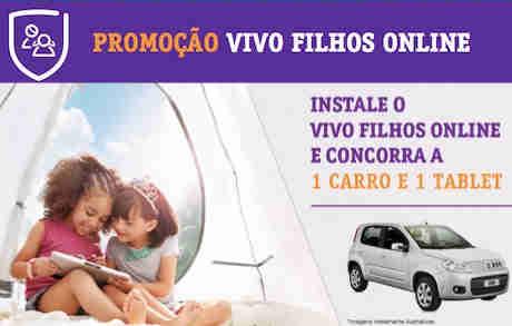 Promoção Vivo Filhos Online E Vivo Sync