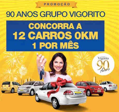 Promoção 90 Anos Grupo Vigorito