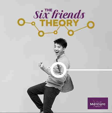 Seleção Mercure A Teoria Dos 6 Amigos
