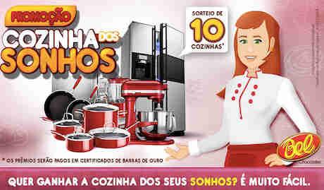 Promoção Cozinha Dos Sonhos