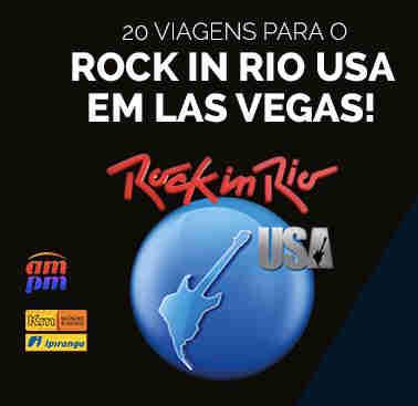 Promoção Você Com A Am/pm No Rock In Rio Estados Unidos