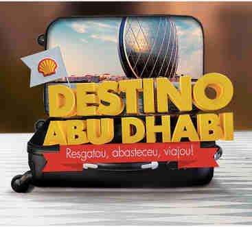 Promoção Destino Abu Dhabi