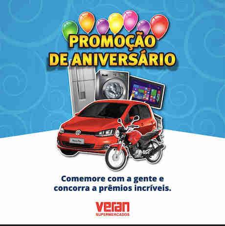 Promoção Aniversário Veran
