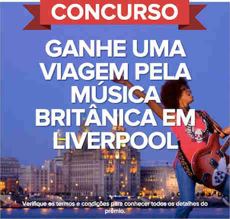 Concurso Music Is Great