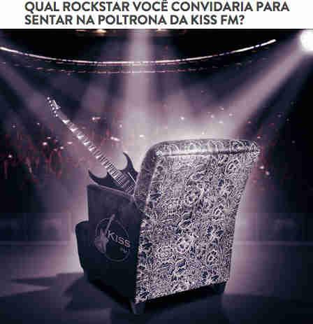 Concurso Cultural Poltrona Kiss Fm