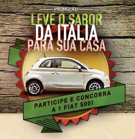Promoção Leve O Sabor Da Itália Para Sua Casa