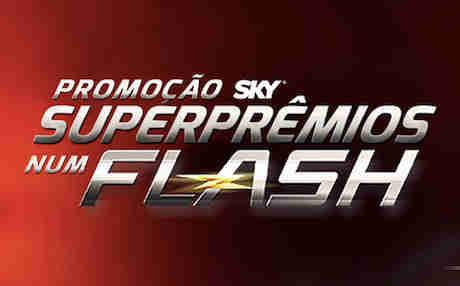 Promoção Sky Super Prêmios Num Flash