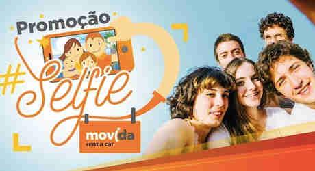 Promoção Selfie Movida