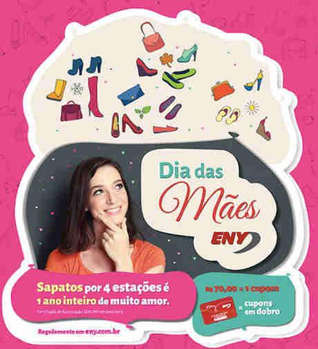 Promoção Dia Das Mães Eny Calçados