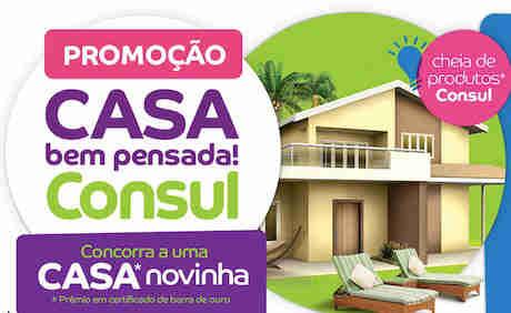 Promoção Casa Bem Pensada Consul