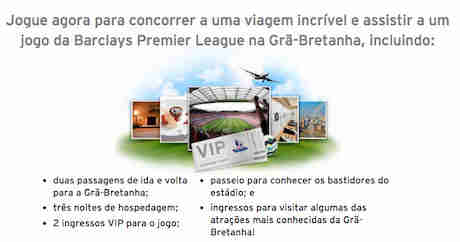 Promoção Visitbritain Football Is Great Britain